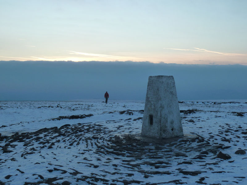 Pendle Summit