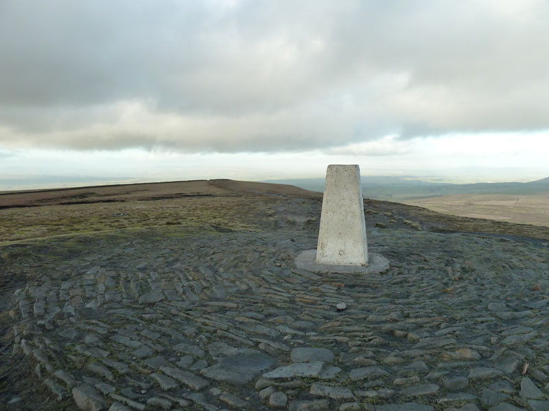 Pendle Hill Summit