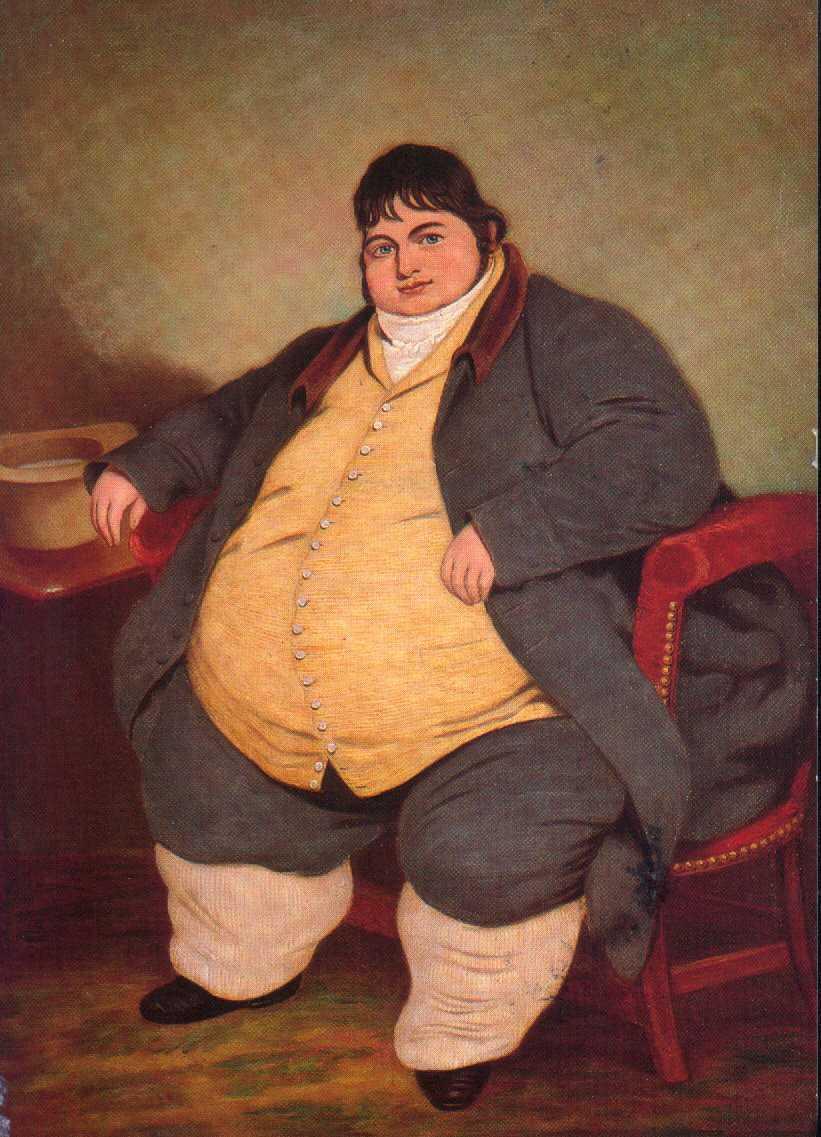 Fattest Person in Britain Britain's Fattest Man
