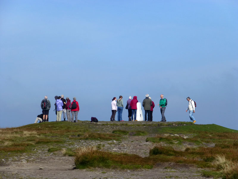 Quakers on Pendle Hill