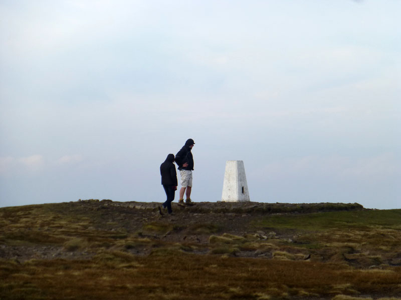 Pendle Summiteers