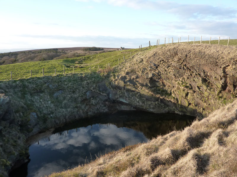The Hole on Great Edge