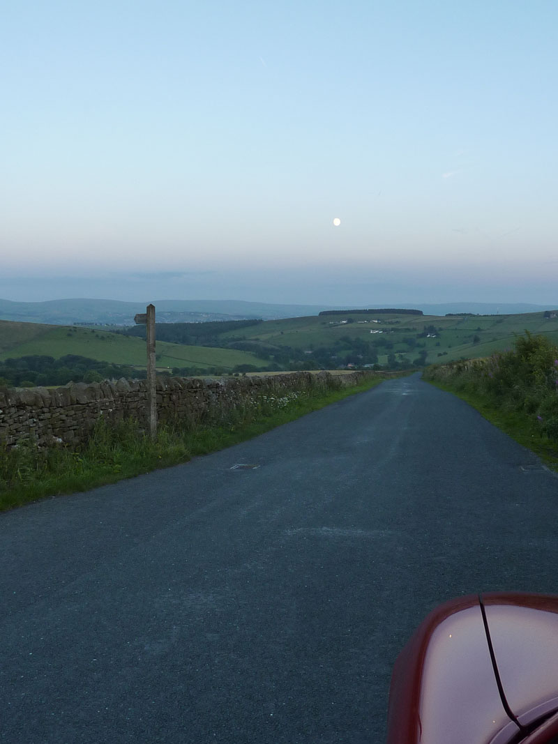 Pendle 23rd July 2010