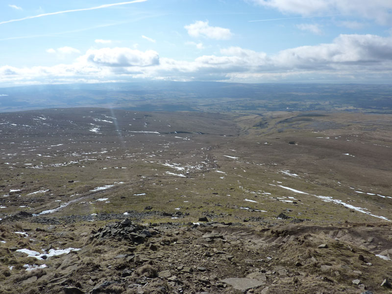Ingleborough Descent